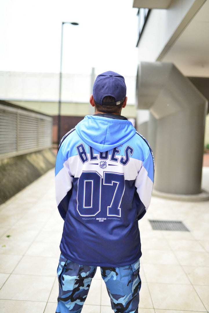 NSW BLUES TRACK JACKET