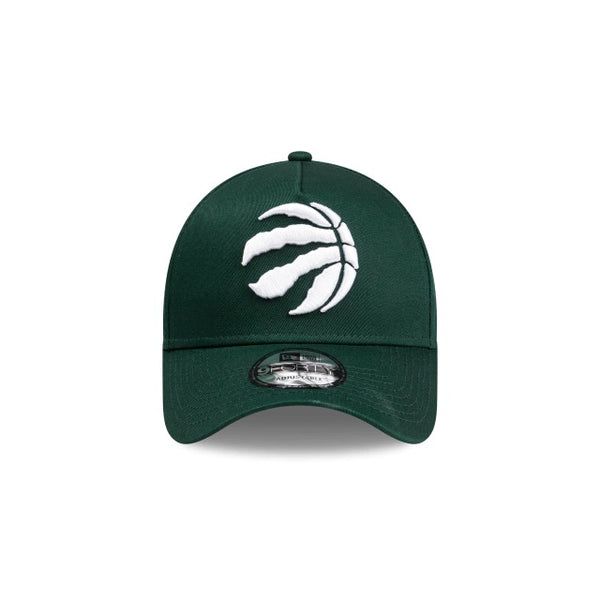 TORONTO RAPTORS 9FORTY A-FRAME - FOREST GREEN