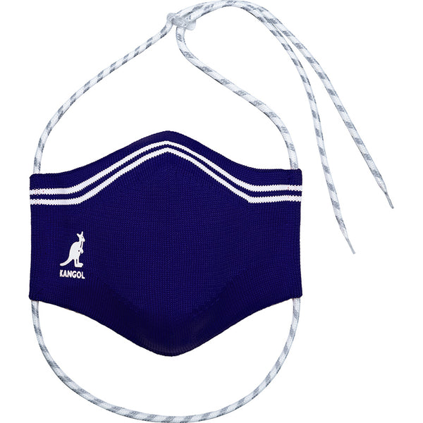 Kangol Tropic Yarn Washable Face Mask - NAVY
