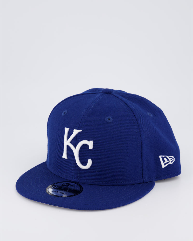KANSAS CITY ROYALS 9FIFTY SNAPBACK - ROYAL BLUE