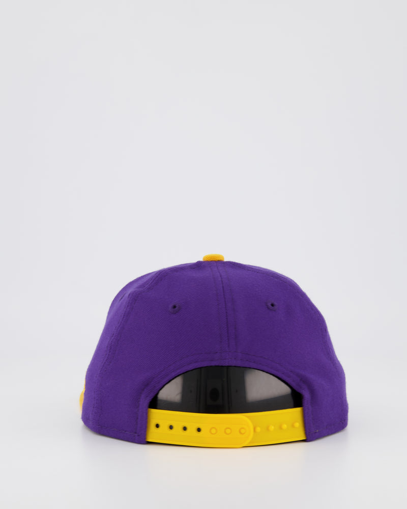 YOUTH LA LAKERS 9FIFTY SNAPBACK - PURPLE/GOLD
