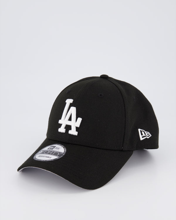 LA DODGERS 9FORTY SNAPBACK - BLACK