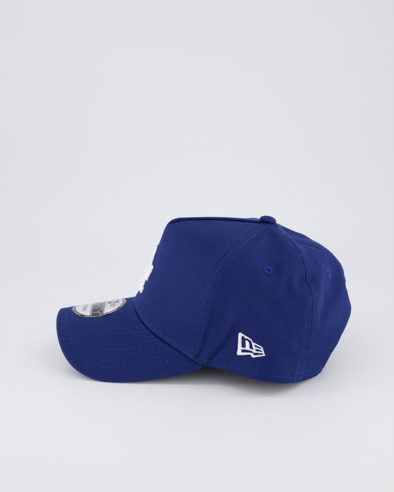LA DODGERS 9FORTY A-FRAME - DARK ROYAL/ROYAL Under Brim