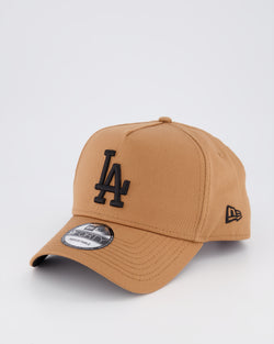 LA DODGERS 9FORTY A-FRAME - WHEAT