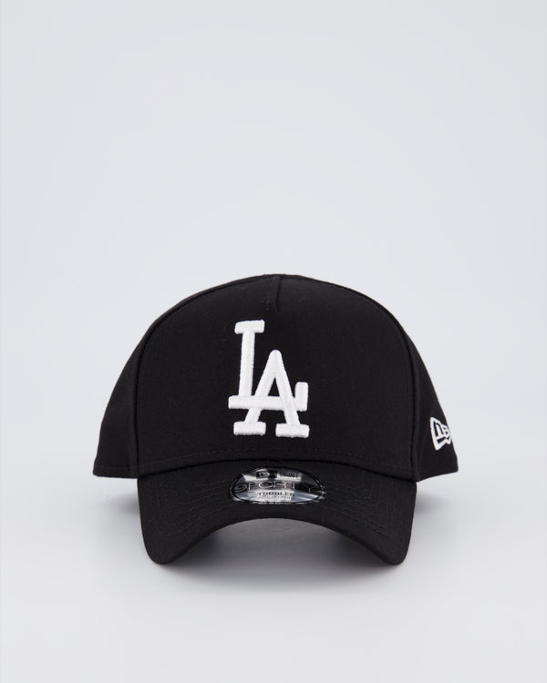 TODDLERS LA DODGERS 9FORTY A-FRAME - BLACK