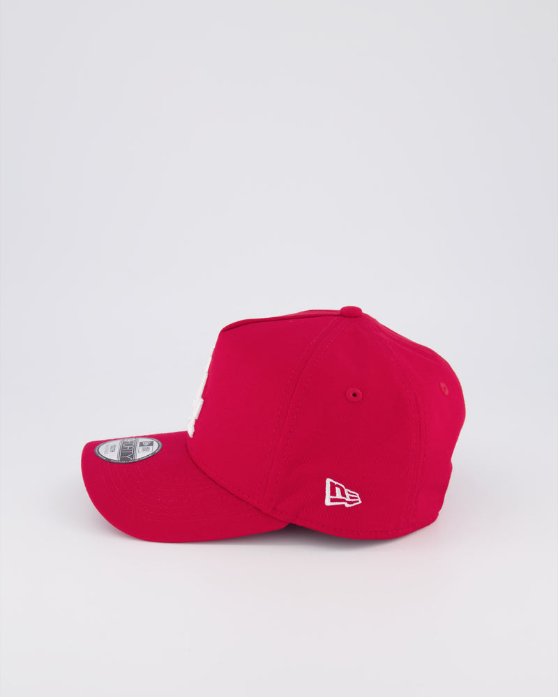 CHILD LA DODGERS 9FORTY A-FRAME - SCARLET RED
