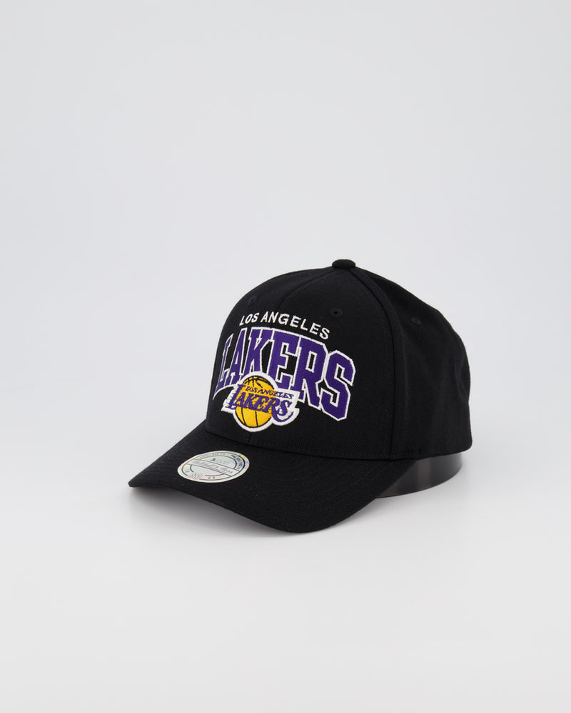 LA LAKERS NBA PINCH 110 SNAPBACK - TEAM ARCH