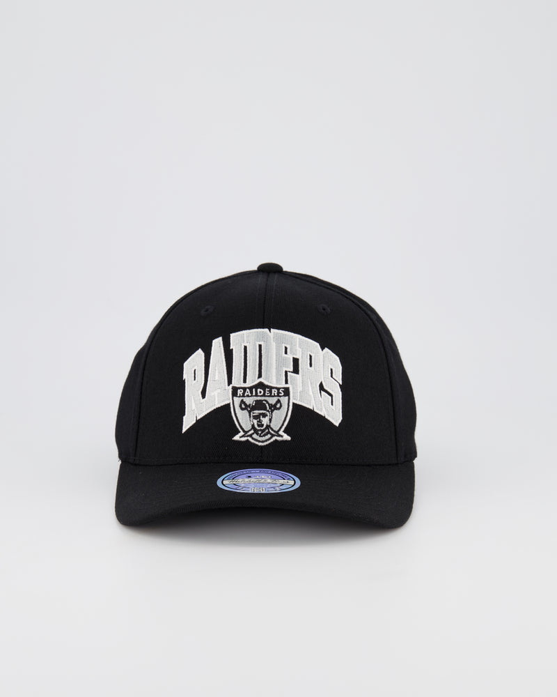OAKLAND RAIDERS NFL PINCH 110 SNAPBACK - TEAM ARCH