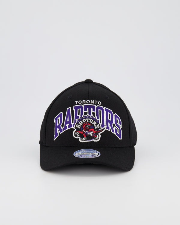 TORONTO RAPTORS NBA PINCH 110 SNAPBACK - TEAM ARCH