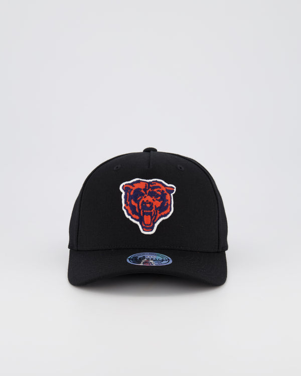 CHICAGO BEARS NFL PINCH 110 SNAPBACK - BLACK OTC