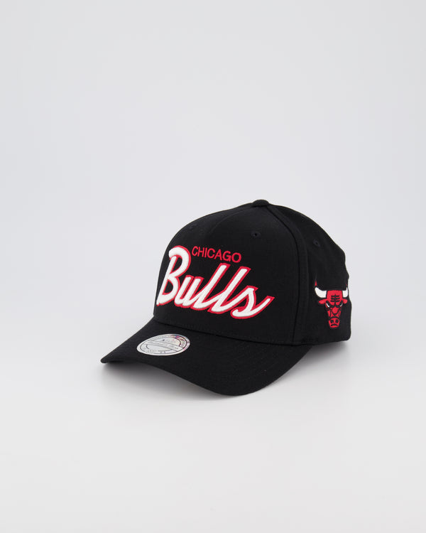 CHICAGO BULLS NBA PINCH 110 SNAPBACK - TEAM SCRIPT