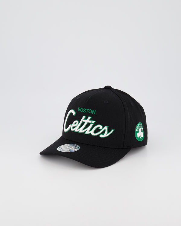 BOSTON CELTICS NBA PINCH 110 SNAPBACK - TEAM SCRIPT