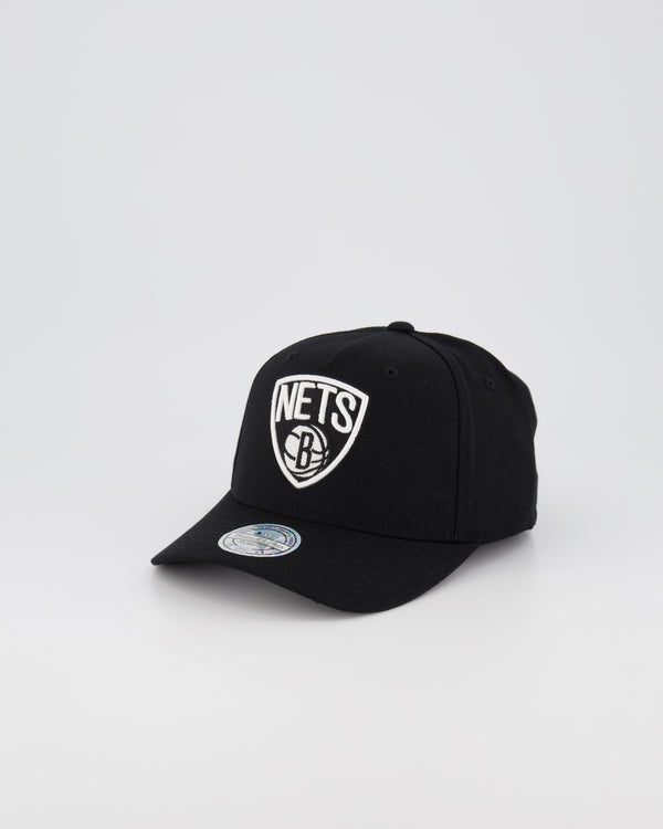 BROOKLYN NETS NBA PINCH 110 SNAPBACK - BLACK OTC