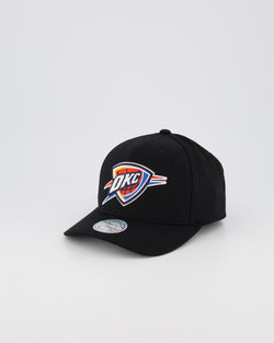 OKC THUNDERS NBA PINCH 110 SNAPBACK - BLACK OTC