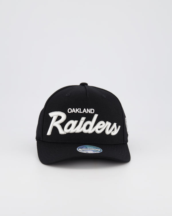 OAKLAND RAIDERS NFL PINCH 110 SNAPBACK - TEAM SCRIPT