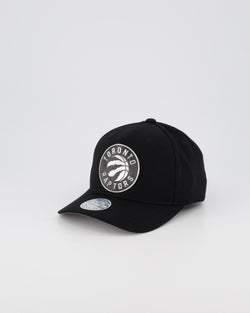 TORONTO RAPTORS NBA PINCH 110 SNAPBACK - 3D SILICONE METALLIC SEAL