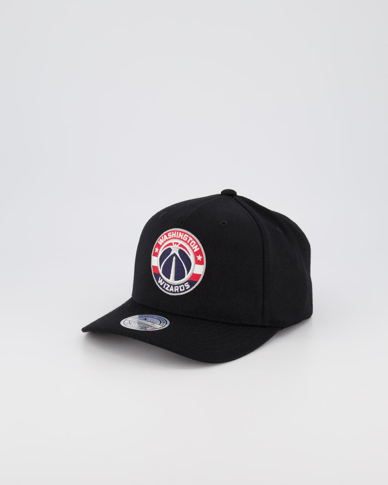 WASHINGTON WIZARDS NBA PINCH 110 SNAPBACK - BLACK OTC