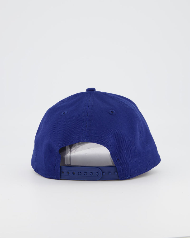 NEW YORK YANKEES 9FORTY A-FRAME - ROYAL/GREY UNDERVISOR