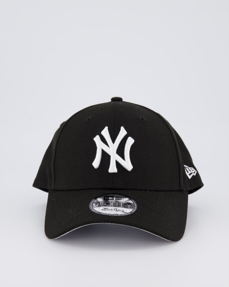 NY YANKEES 9FORTY SNAPBACK - BLACK