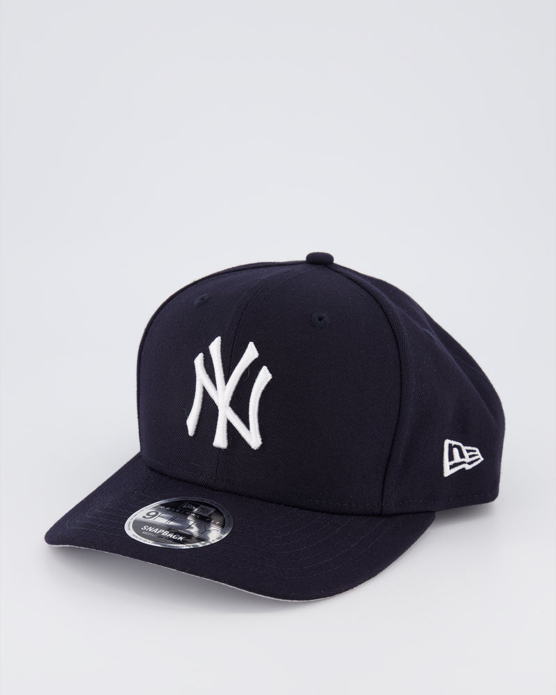 NY YANKEES 9FIFTY ORIGINAL FIT PRE CURVE - NAVY/GREY UV