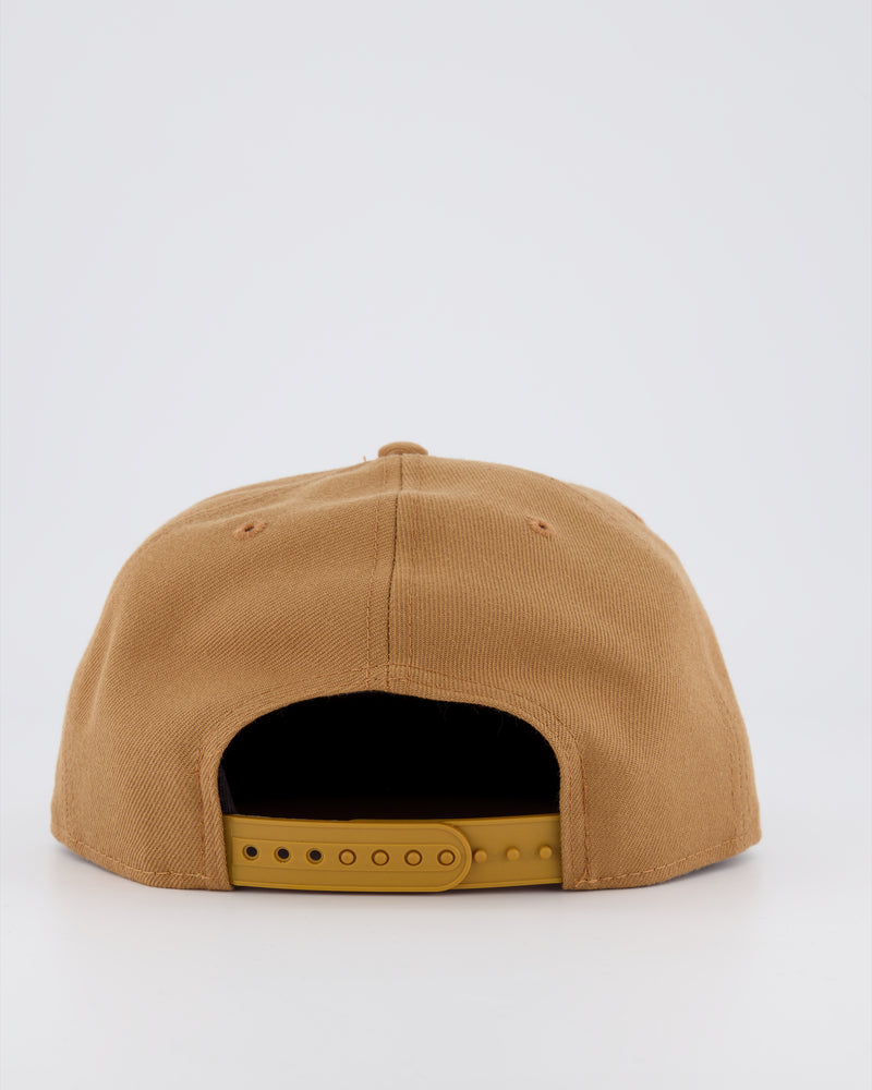 NY YANKEES 9FIFTY SNAPBACK - WHEAT