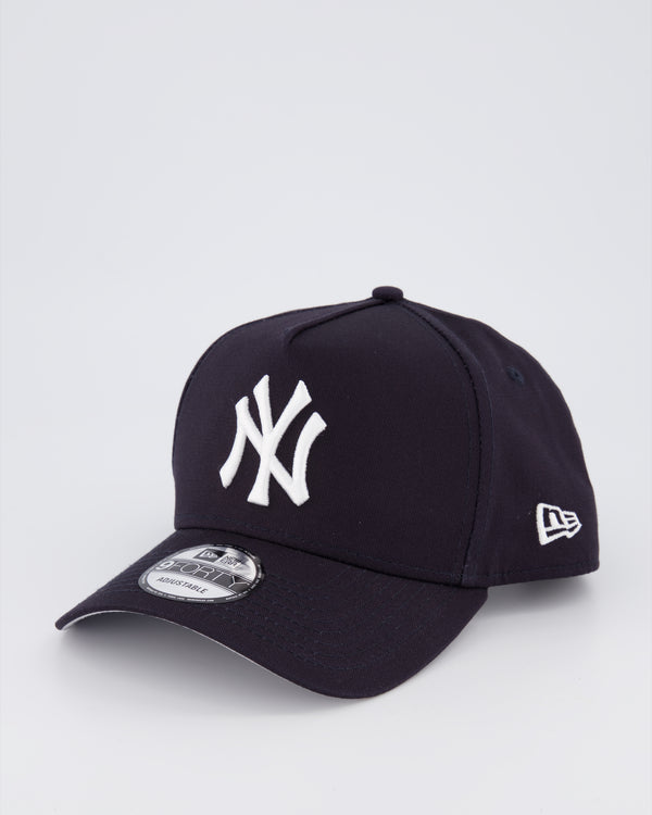 NY YANKEES 9FORTY A-FRAME - NAVY