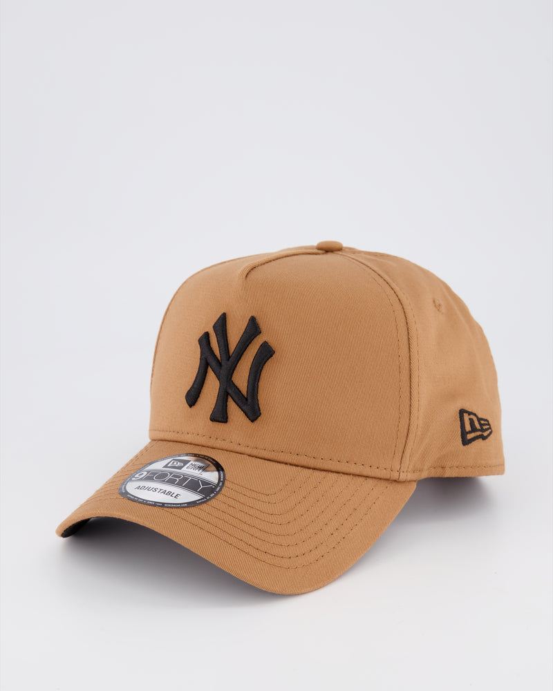 NY YANKEES 9FORTY A-FRAME - WHEAT