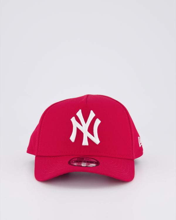 TODDLERS NY YANKEES 9FORTY A-FRAME - SCARLET RED