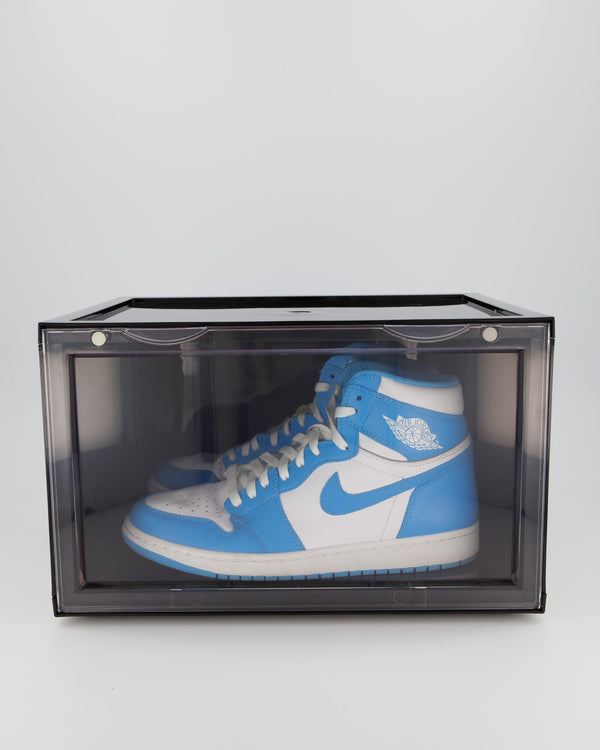 CT SNEAKER BOX SIDE DROP DISPLAY (2 BOXES) - BLACK