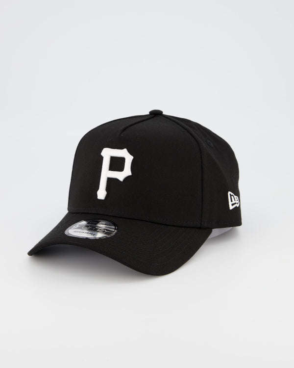 PITTSBURGH PIRATES 9FORTY A-FRAME - BLACK/WHITE