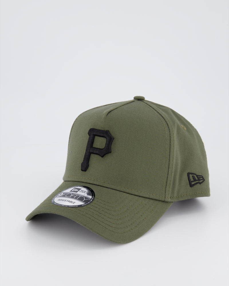 PITTSBURGH PIRATES 9FORTY A-FRAME - OLIVE