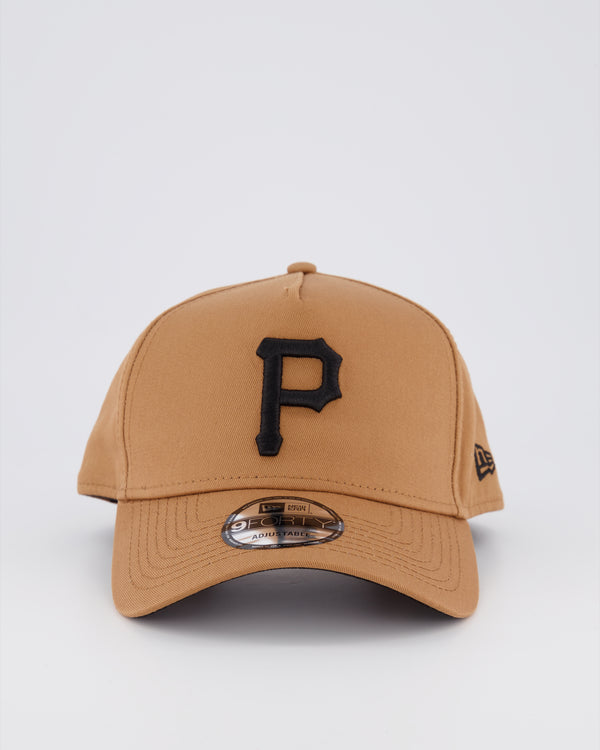 PITTSBURGH PIRATES 9FORTY A-FRAME - WHEAT