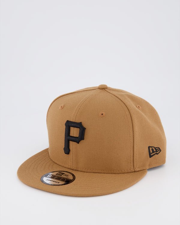 PITTSBURGH PIRATES 9FIFTY SNAPBACK - WHEAT