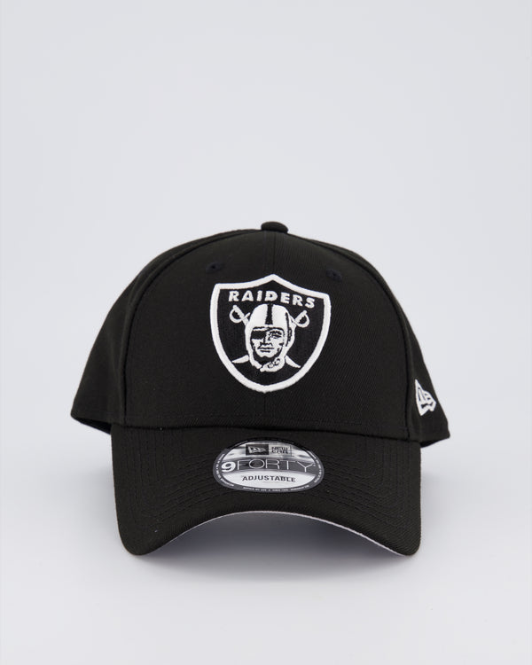OAKLAND RAIDERS 9FORTY SNAPBACK - BLACK
