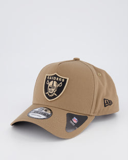 OAKLAND RAIDERS 9FORTY A-FRAME - PUTTY/BLACK UV