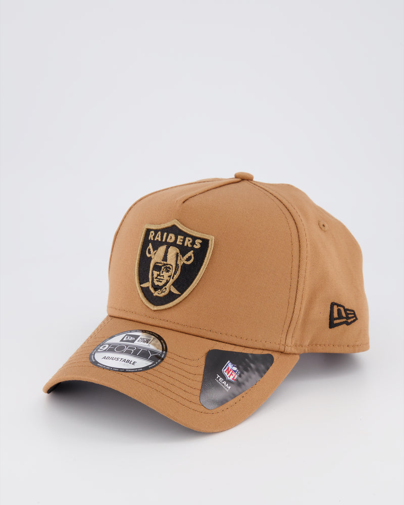 OAKLAND RAIDERS 9FORTY A-FRAME - WHEAT
