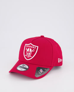 CHILD OAKLAND RAIDERS 9FORTY A-FRAME - SCARLET RED