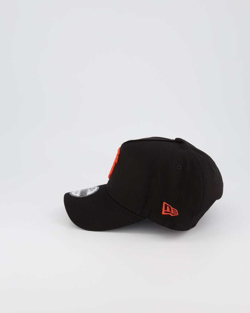 SAN FRANCISCO GIANTS 9FORTY A-FRAME - BLACK