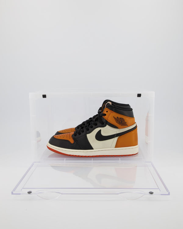 CT SNEAKER BOX SIDE DROP DISPLAY - (2 BOXES) FROST WHITE