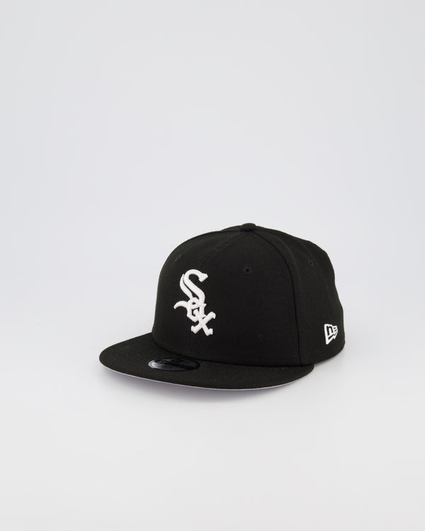 CHICAGO WHITE SOX 9FIFTY SNAPBACK - BLACK/RED