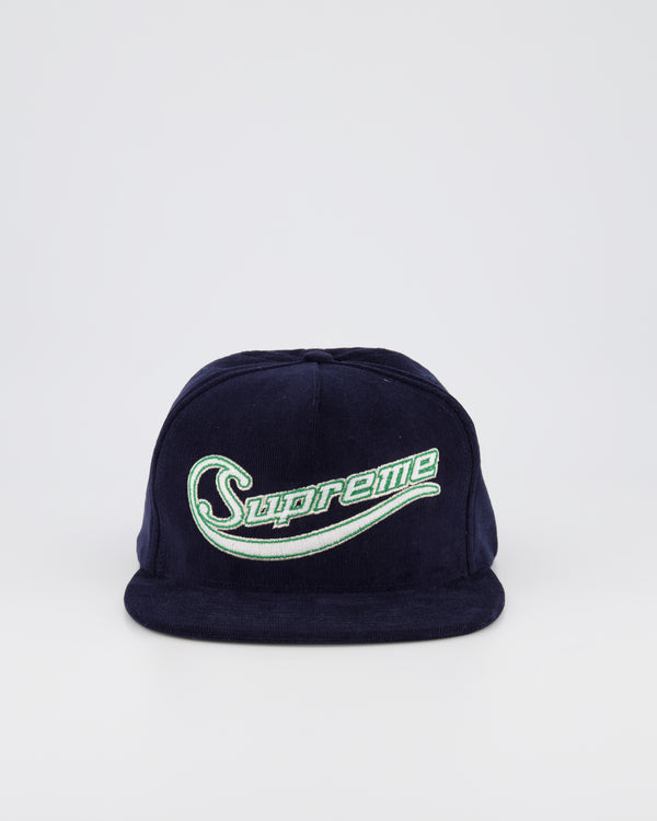 Copy of SUPREME HEADWEAR - BLACK/GREEN