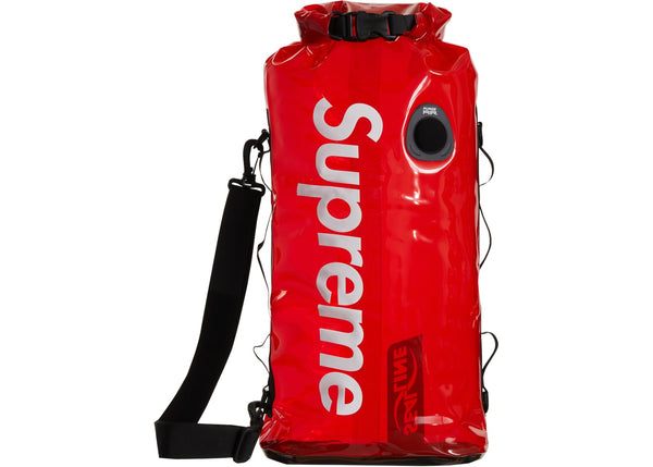 SUPREME DECK DRY BAG - RED