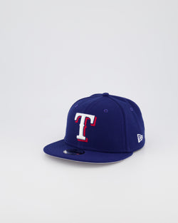 YOUTH TEXAS RANGERS 9FIFTY SNAPBACK - ROYAL