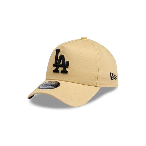 LA DODGERS 9FORTY A-FRAME - VEGAS/BLACK