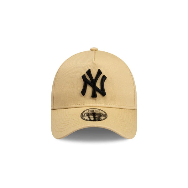 NY YANKEES 9FORTY A-FRAME - VEGAS/BLACK
