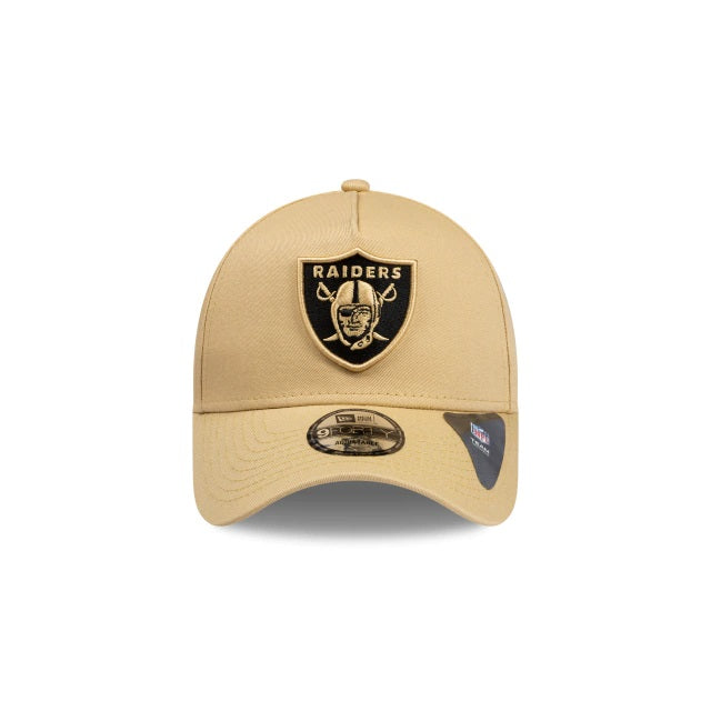 OAKLAND RAIDERS 9FORTY A-FRAME - VEGAS/BLACK