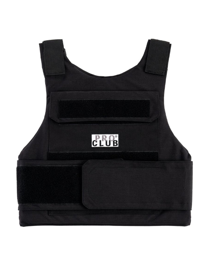 Proclub Plate Carrier Vest - BLACK