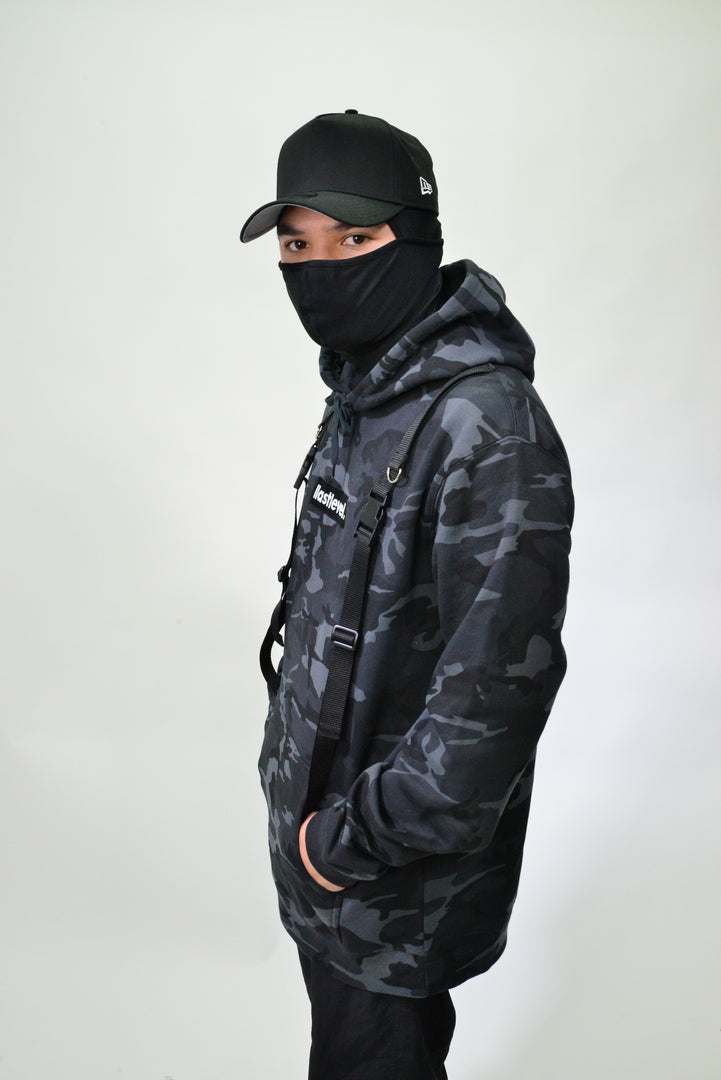 LASTLEVEL PLAIN SKI MASK