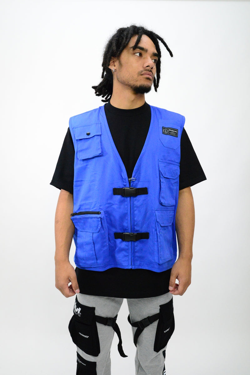 TACTICAL VEST - ROYAL