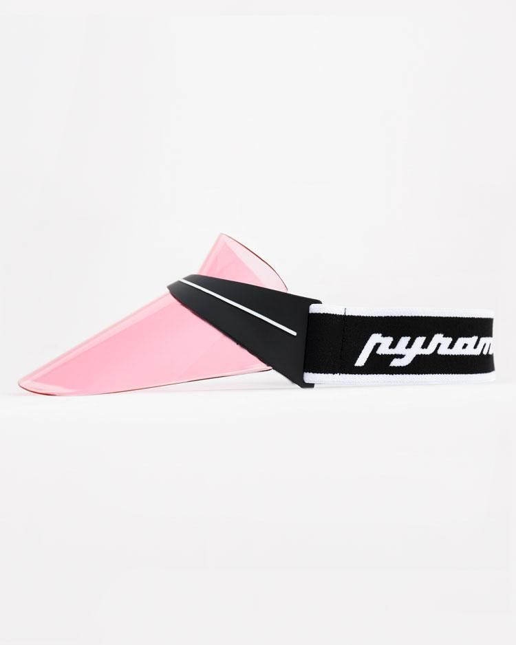 BLACK PYRAMID FUTURE VISOR - PINK